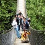 吊り橋アクティビティ