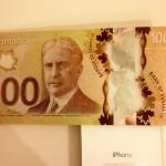 カナダのお金と銀行