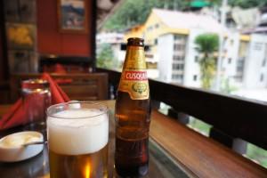 ビールで生きているといっても過言ではない。